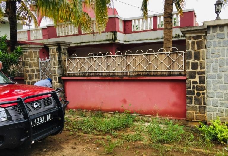 très belle Villa au Cité Seimad Antsiranana à vendre