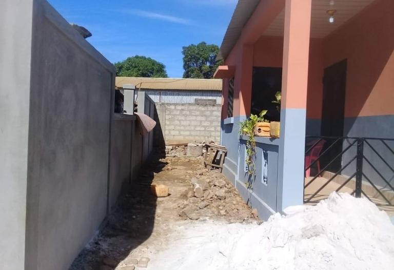 Maison en ville de Diego quartier Soafeno à vendre